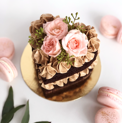 Whippt Desserts - Valentines Mini Cake for 2 2019
