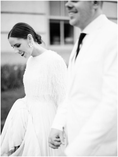 nyc bride and groom wedding photos