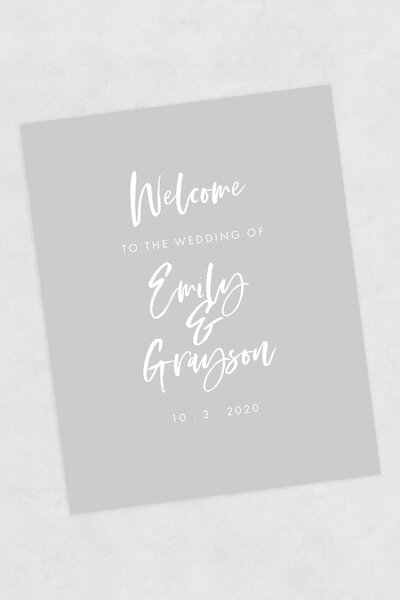The Grayson Welcome