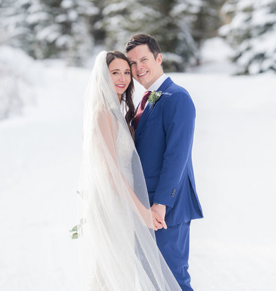 jackson hole winter wedding