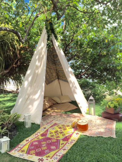 hawaii teepee rentals