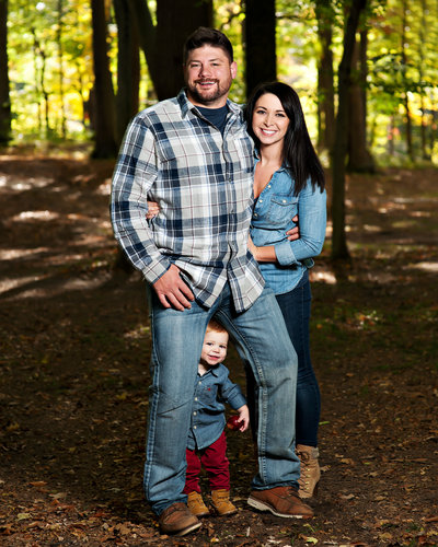 family portrait photographer in lansing michigan