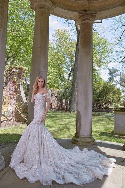 Amalia Carrara Wedding Dress 4