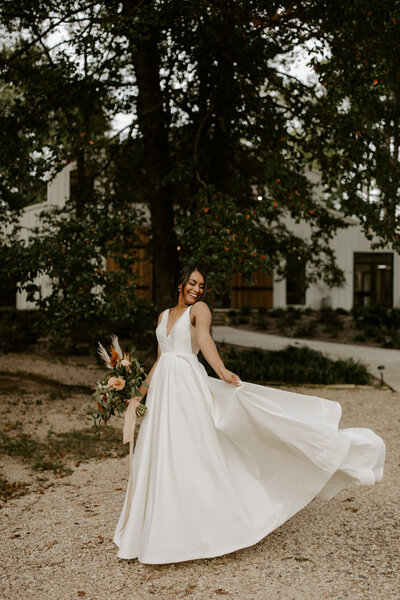 Tori | Tree Haven Bridal Session | Simms, East Texas | Alison Faith Photography-4649