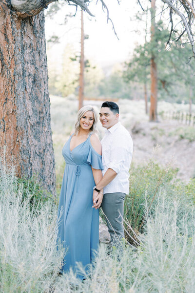The best engagement photos in Las Vegas