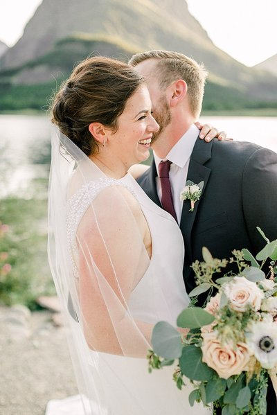 Glacier National Park Wedding Pictures
