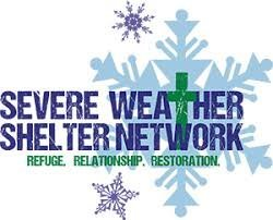 Sever Weather Shelter Network logo
