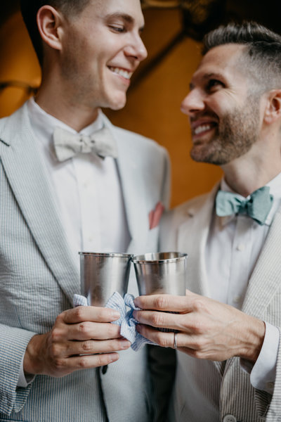 Ash Simmons Pensacola Gay Wedding Photographer