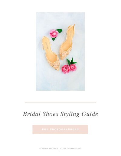 how to style bridal details