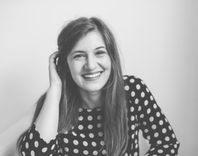 Copywriting for Creatives alumni student Kat Schmoyer