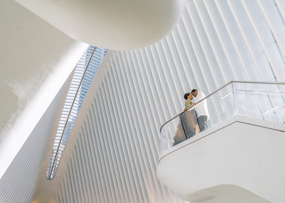 Engagement Session NYC Oculus