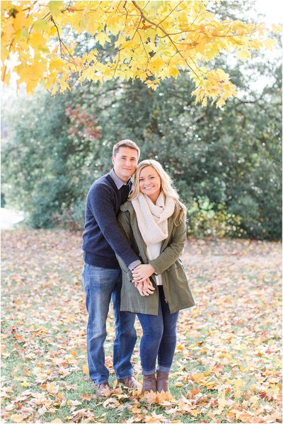 Fall Engagement Session by Sami Renee Photography_0005