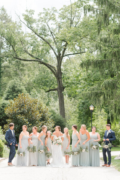 Bright and classic film style wedding photographer serving Kansas City and destination weddings.