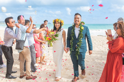 Maui beach wedding packages - Package 2