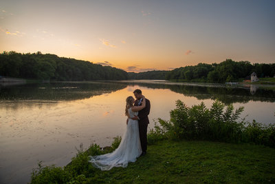 Iowa State Park Weddings - Adventure