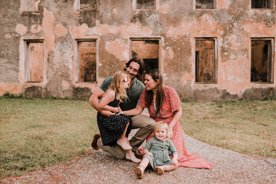 Kings Family - St Simons Island Family Session - Ashley Durham Photography-20