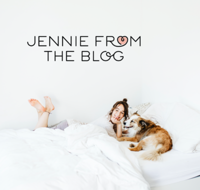 Jennie from the Blog project