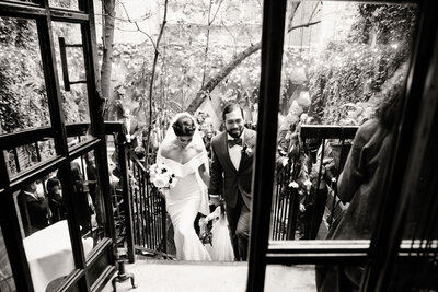 Intimate Wedding in New York at Norwood photo by Photo Pink