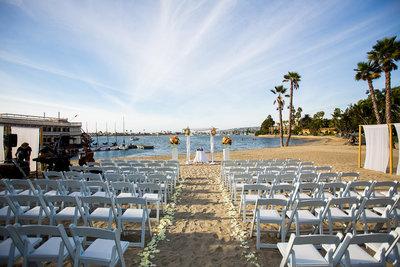 Bahia Resort Wedding Photography Abm Photography