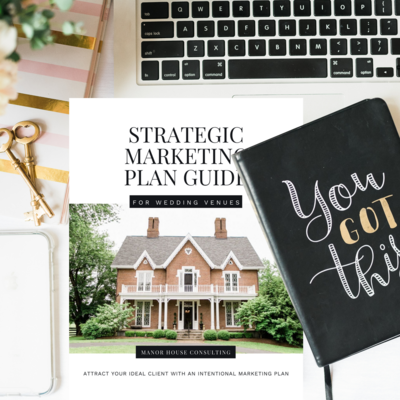 Manor House Consulting - Kentucky Consultants - Strategic Marketing Plan Guide