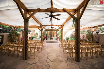 The Hacienda Wedding Venue