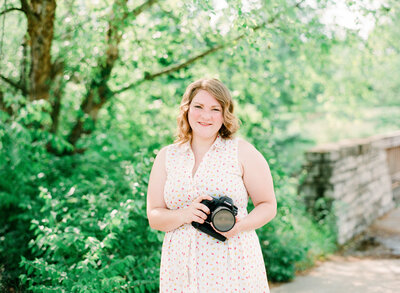 Rebecca K Clark is a Wedding and Portrait Photographer in St Louis
