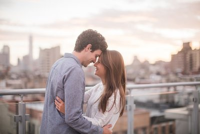 NYC Engagement Photography Marissa Decker Photography