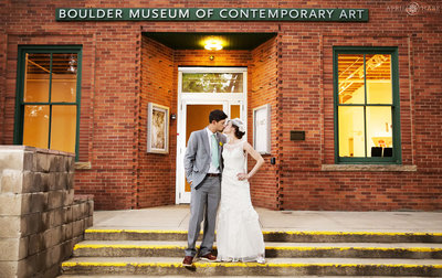 Boulder Museum of Contemporary Art Wedding