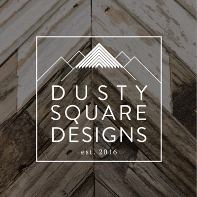 Rustic logo design by Tribble Design Co.