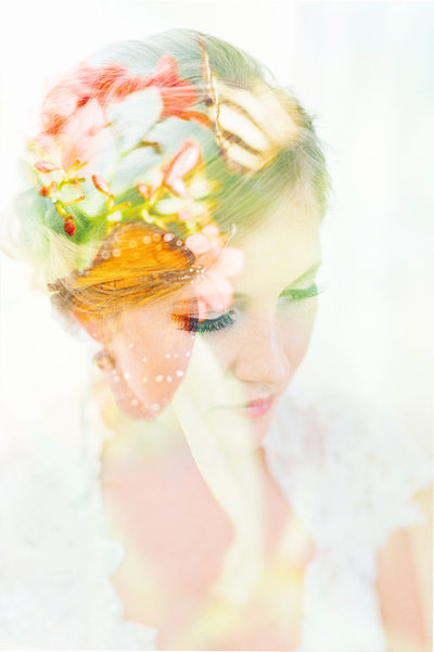 nicole corrine double exposure butterfly and bridease2