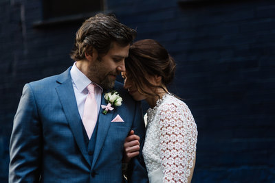 Industrial Wedding Photos in Leeds