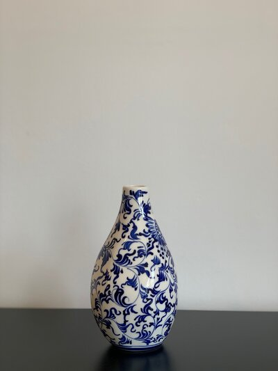 Ginger Jar Bud Vase - Medium