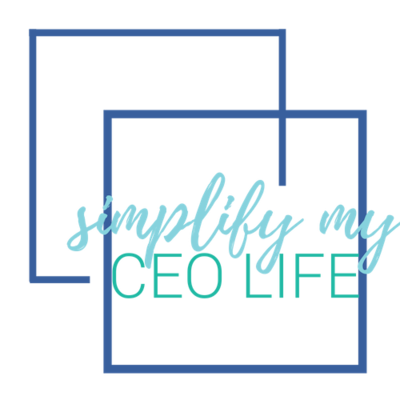 Simplify my CEO life_navybox