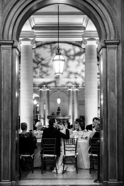 the frick museum wedding in nyc