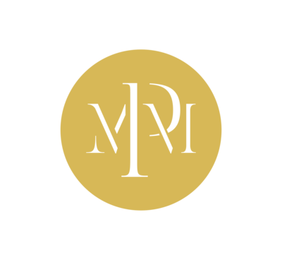Monogram Mark Gold