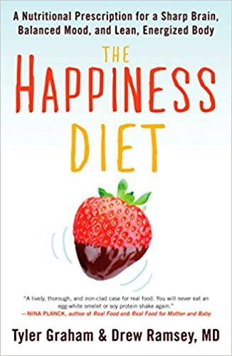 the happiness diet book