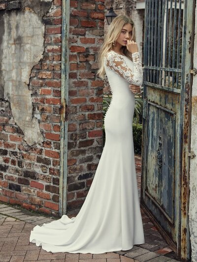 Bethany 9RW909 - Sottero and Midgley - Janene's Bridal
