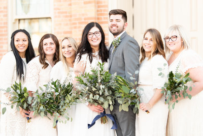 Bridal Party 1 (1 of 1)