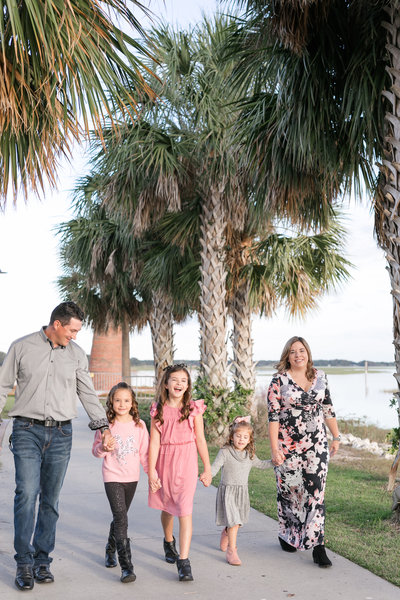 orlando family photographer at Winter park