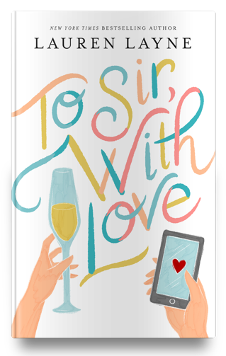 LaurenLayne-Cover-ToSirWithLove-Hardcover-LowRes