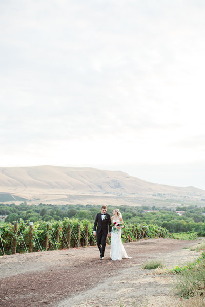 Prosser Wedding Photographer Terra Blanca Winery Misty C Photography