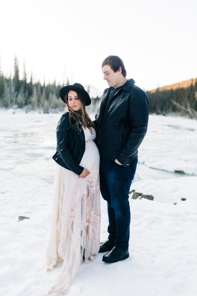 Edmonton Maternity Photographer