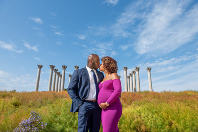 Best Maternity photo at the National Arboretum