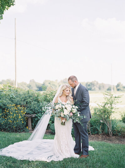 Kalynne + Logan, Indiana Wedding, Film Katie Rhodes Photography-2