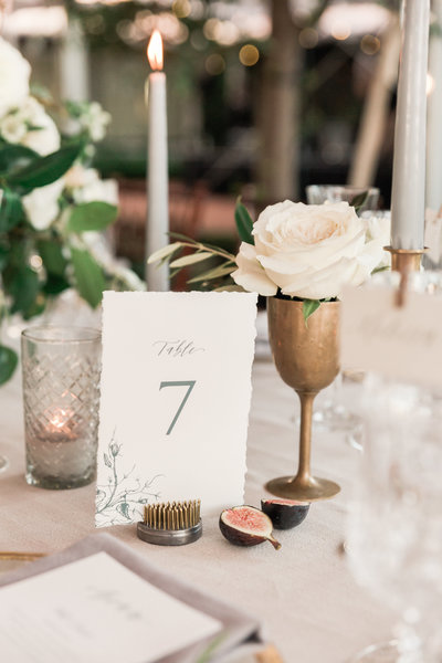 Stunning Brass Wedding Details Tablescape_Valorie Darling Photography-0073
