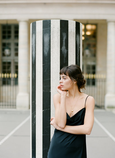 Jacqueline Anne Photography - Parisienne Elopement -113