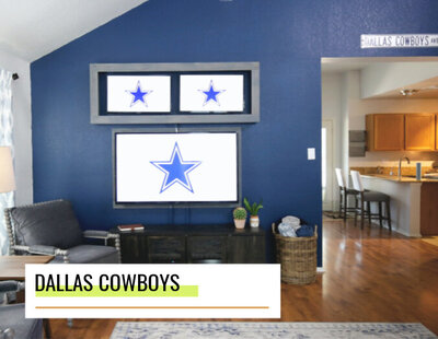 homegating nfl lowes dallas cowboys