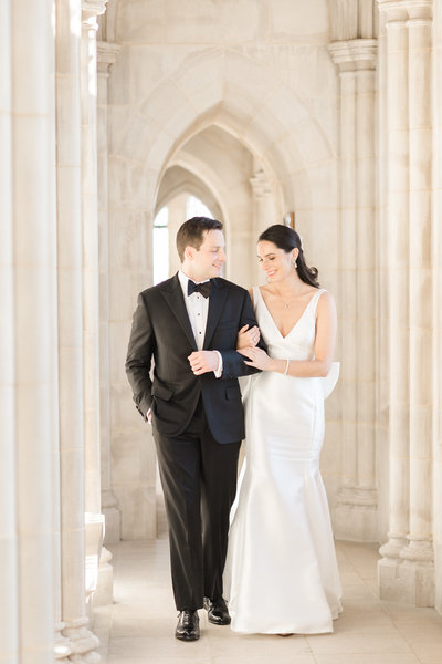 National Cathedral Wedding in Washington, DC