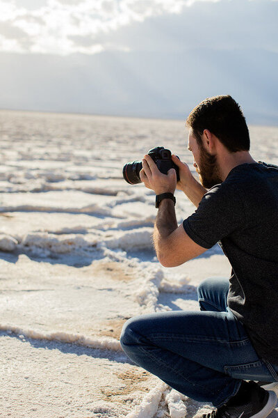 death valley videographer
