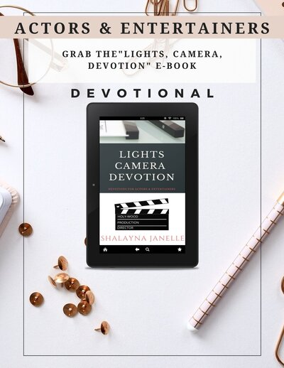 FREEBIE flyer- Lights CAMERA Devotion! By Shalayna janelle (1)